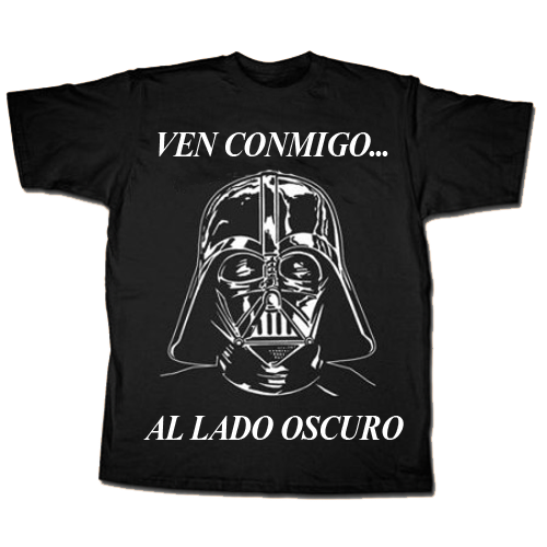 camiseta-dark-vader